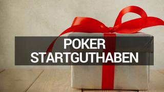 Poker-Startguthaben